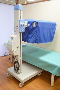 紫外線治療器ナローバンドUVB UBA