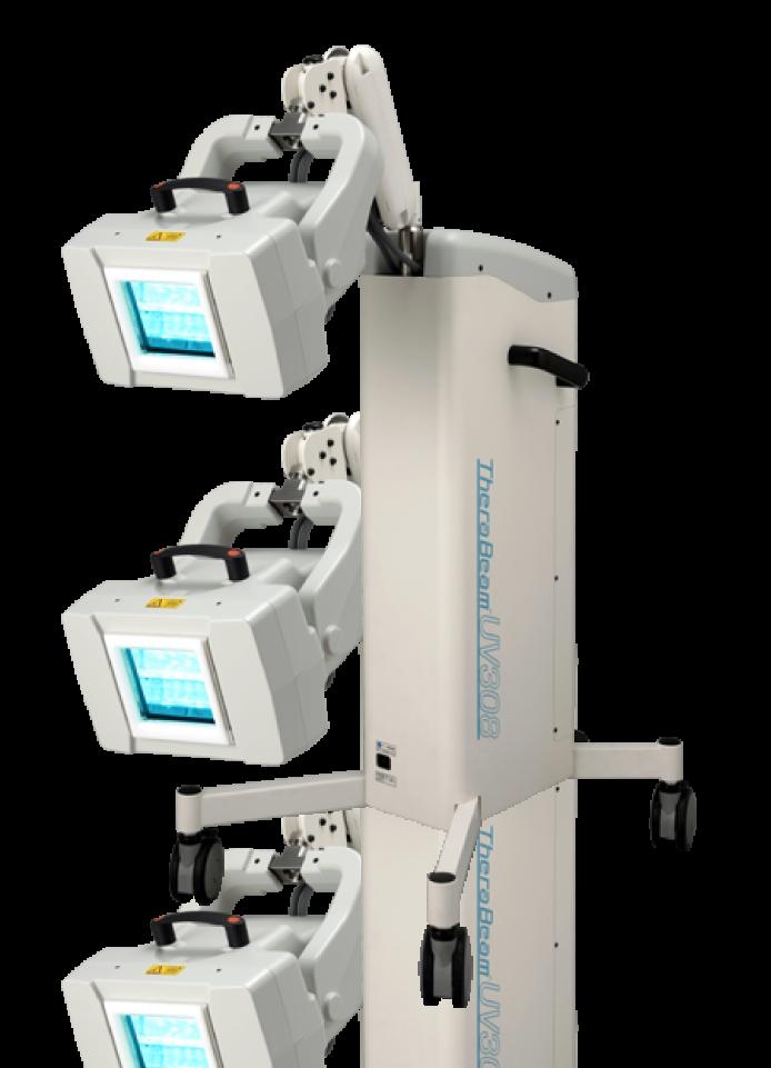 エキシマライト光線治療機器セラビームUV308